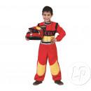 déguisement pilote de rallye enfant taille 116cm