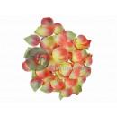 groothandel Home & Living: veel met 500  bloemblaadjes roze groene & gele