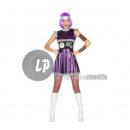 grossiste Jouets: déguisement de  robot femme taille m/l
