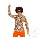 grossiste Chemises et chemisiers: chemise homme groovy bubble taille l-xl