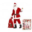 groothandel Home & Living: Kerstman kostuum xl + doos