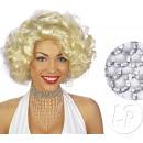 Großhandel Zubehör & Ersatzteile: Halskette Perlen  spülen Sie den Plastikhals