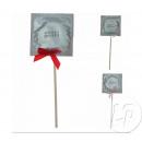 mayorista Accesorios eroticos:condón en 15 cm pico