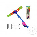wholesale Outdoor Toys: luminous helicopter arrow mix 15cm
