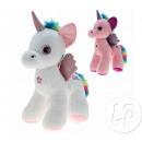 bambino peluche mix 25 centimetri unicorno