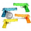 transparent water gun 20cm
