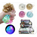wholesale Outdoor Toys: ball quetschball light led 7cm mix