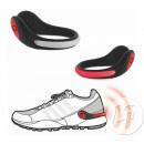 Großhandel Sportbekleidung: helle LED-Clip-Schuh für Joggen
