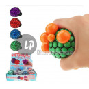 wholesale Pictures & Frames: ball quetschball bi-color mix 6cm