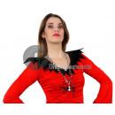 grossiste Bijoux & Montres:collier araignée 12cm