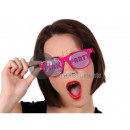 wholesale Sunglasses:gag glasses pink party