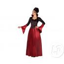 costume donna vampiro taglia ml