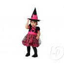 déguisement de  sorcière bébé taille 6-12 mois
