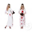 déguisement de mariée revenant taille xl