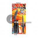 wholesale Cutlery: ninja weapons nunchaku set 4pcs