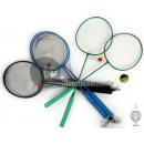 raquetas de bádminton y conjunto de ruedas 2