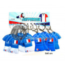 porte-clés maillot de football france