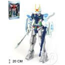 scatola 28 centimetri robot articolato