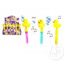 Großhandel Outdoor-Spielzeug: Seifenblasen Noisemaker Ente 23cm Mix