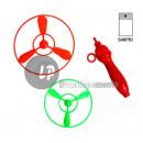 wholesale Outdoor Toys: Propeller & 8.5cm launcher