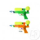 pistol dual 17cm water tank (blister)