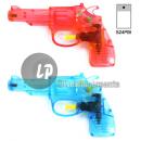 pistool colt water kleur 14cm