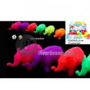 luminous puffer ball Elephant 13cm