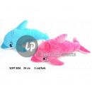 Plüsch-Delfin-Mix 24cm