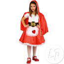 Red Riding Hood costume child 6 years