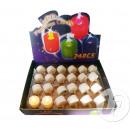 24 bougies led  flamme vacillante modèle.07 (présen