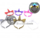 luminous headband led's unicorn mix