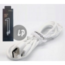 USB universal fast charge cable for androïd 1m