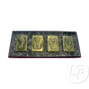 wholesale Lighters: Lighter with essence patterns 3d Egyptian heads mi