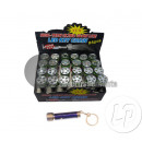 Schlüsselanhänger Taschenlampe 5 LEDs