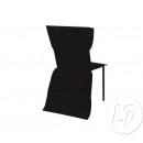 Black non-woven paper chair cover