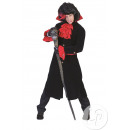 wholesale Coats & Jackets: black and red vampire coat man size xxl