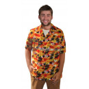 wholesale Shirts & Blouses: tahiti shirt hawaii red & yellow size xxl