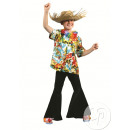 wholesale Shirts & Blouses: shirt hawaii  tahiti child multicolored 1m16