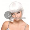 parrucca bianca sexy agrifoglio