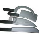 lotto di 3 grandi 53 centimetri coltelli di plasti
