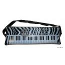 60cm opblaasbare piano