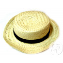 campaign hat / boater