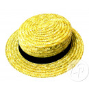 wholesale Fashion & Mode: boater hat luxury size 55