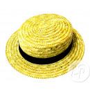 boater hat luxury size 55
