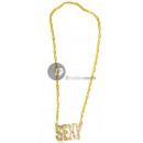 wholesale Jewelry & Watches: sexy metallic gold necklace