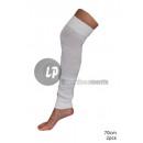 Großhandel Strümpfe & Socken: Paar Strümpfe weißem Acryl 70cm