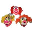 clown mask shell