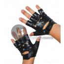 Großhandel Handschuhe: Paar Handschuhe mit Punk Nägeln der Größe