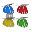 hat shell with mix propeller