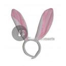 headband rabbit ears pink only